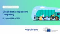 Grafika promująca warsztaty online