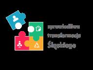 Logo Sprawiedliwej Transformacji Ślaskiego