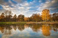 Grabek Park after revitalization