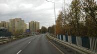 New street lighting in Katowice