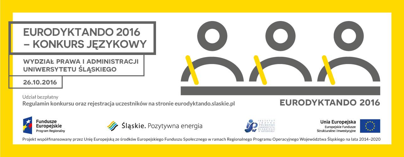 Potyczki językowe czas zacząć! Eurodyktando 2016