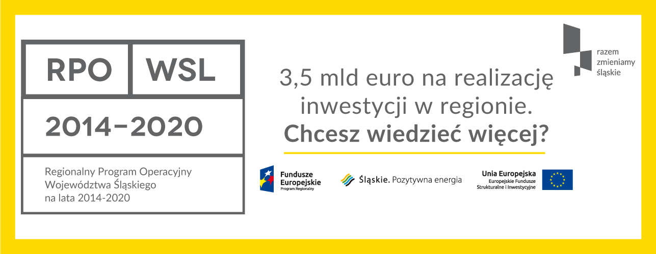 Informacja Instytucji Zarządzającej RPO WSL dla Beneficjentów realizujących projekty w ramach EFS i EFRR przez wydziały Urzędu Marszałkowskiego
