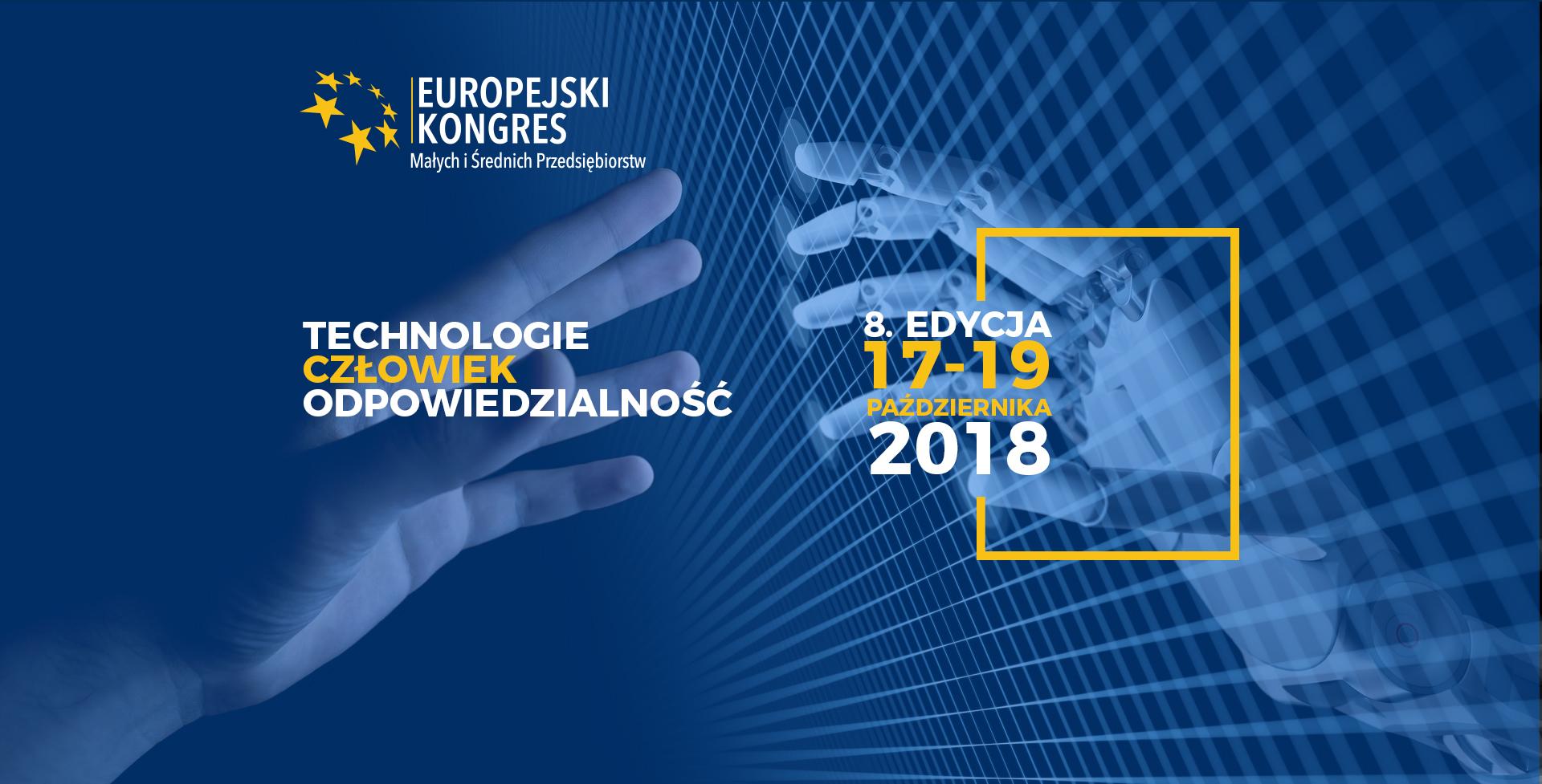 Śląskie Centrum Przedsiębiorczości zaprasza na 8. EUROPEJSKI KONGRES MŚP
