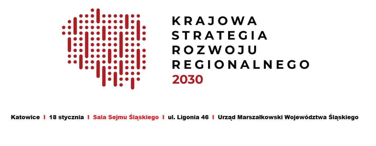 Spotkanie konsultacyjne projektu Krajowej Strategii Rozwoju Regionalnego 2030 (KSRR 2030)