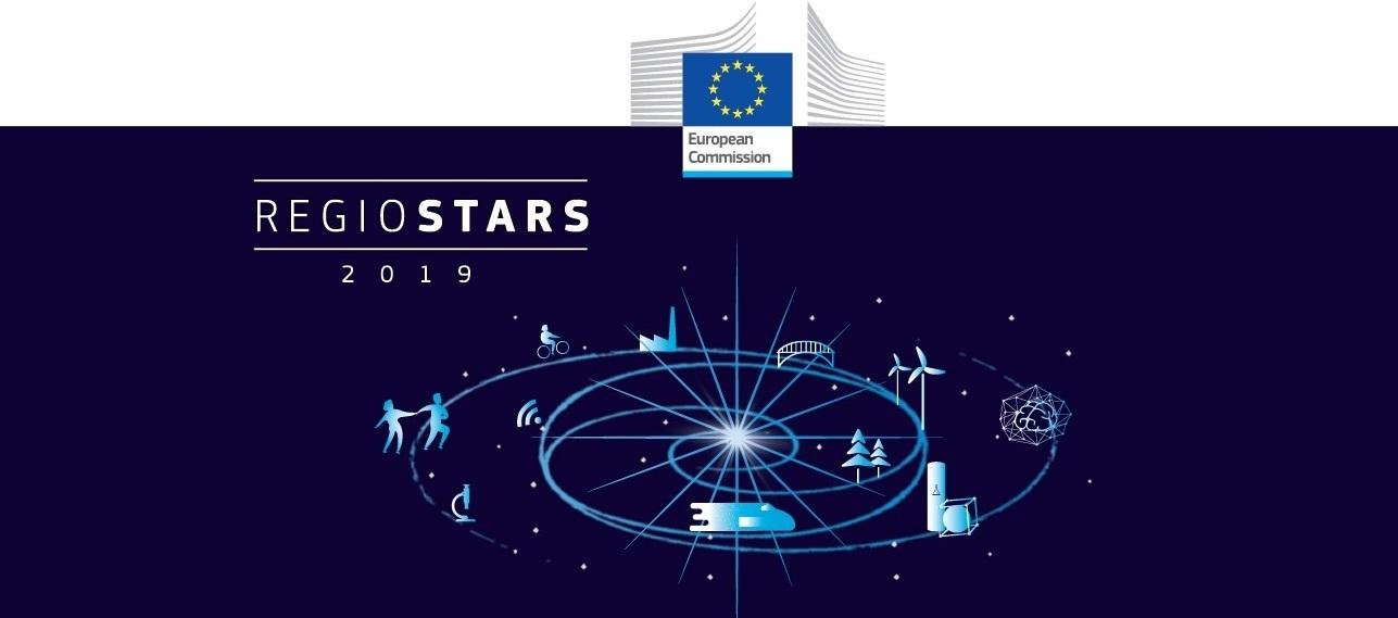 Polski projekt jednym z laureatów konkursu RegioStars 2019!