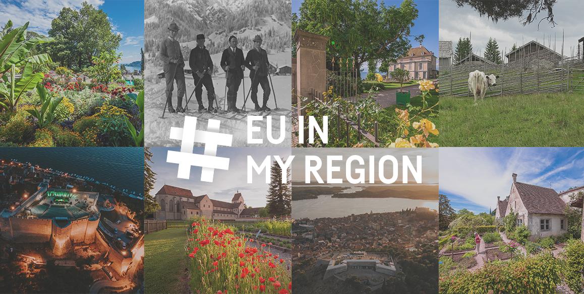 Pocztówka z projektu – konkurs #EUinmyRegion