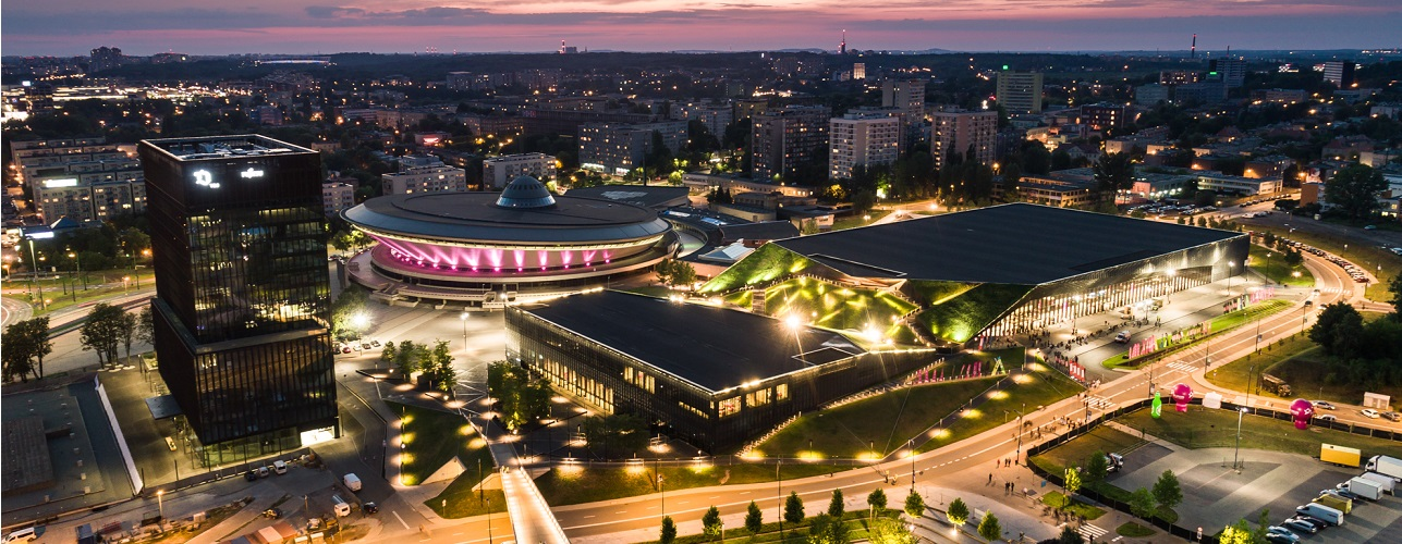Międzynarodowe Centrum Kongresowe nagrodzone na Forum CITIES 2020