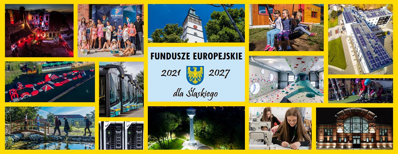 Poznaj Fundusze Europejskie na lata 2021-2027
