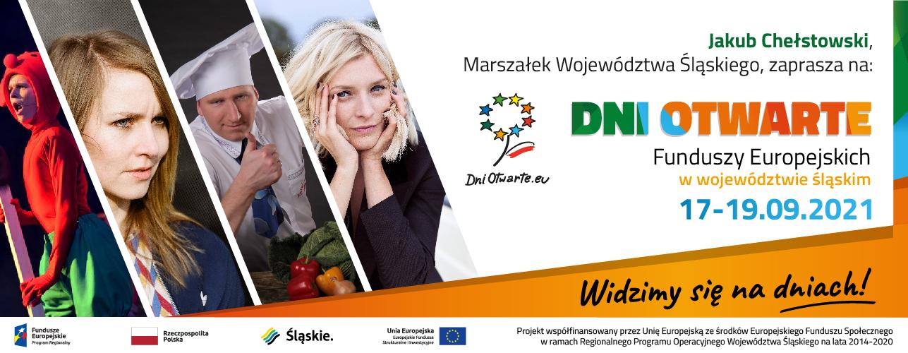 Moc atrakcji na Dniach Otwartych Funduszy Europejskich 2021